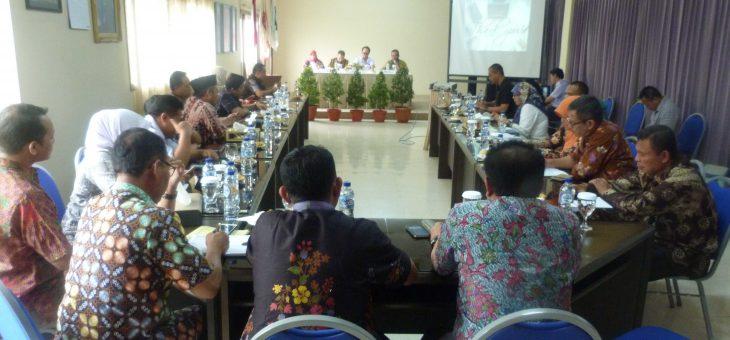 Kunjungan DPRD Provinsi Jatim tahun 2018