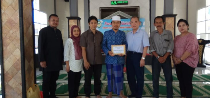 PT. New Minatex Goes To Pondok Pesantren