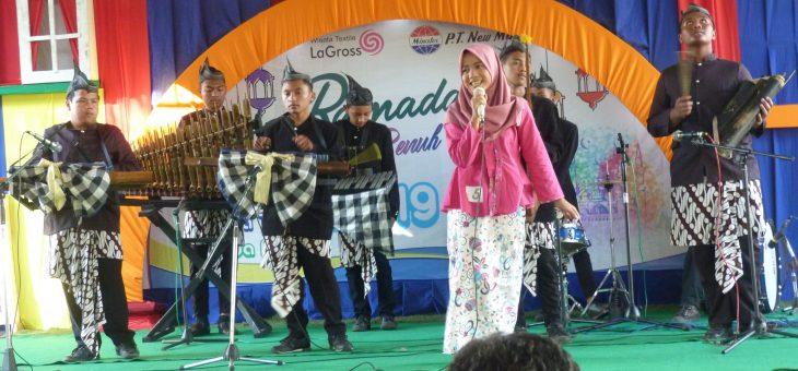 Audisi Lomba Patrol Baksos 2019 PT. New Minatex Berlangsung Meriah